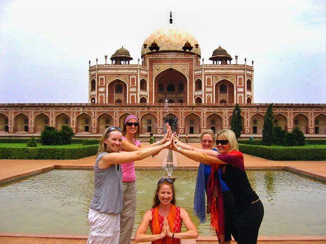 Humayans Tomb Delhi