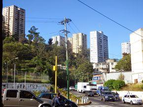 CARACAS. Municipio Libertador. Caricuao.