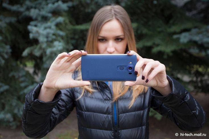 Обзор LG V10: два экрана и две камеры – зачем?От н...