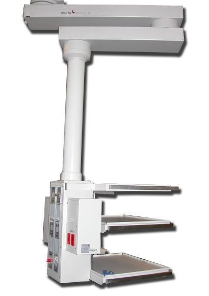 Endoscopy Room Layout: Berchtold Boom For Endoscopy Procedures