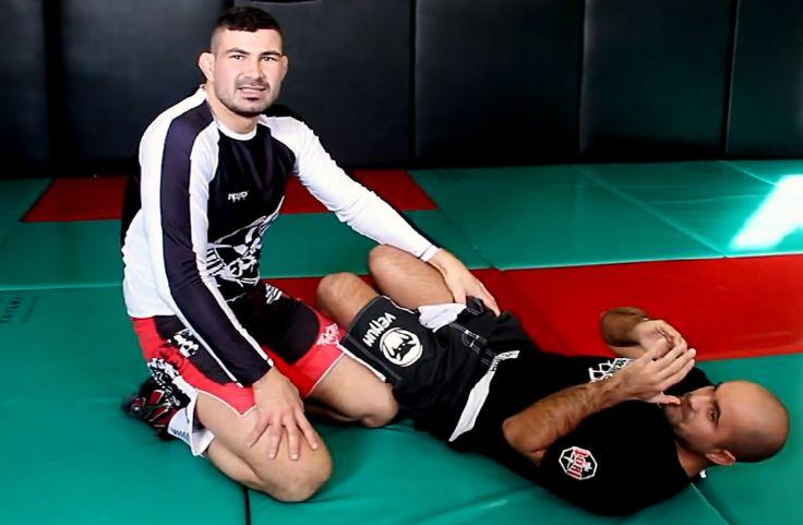Tréningové techniky MMA pod vedením Attilu Végh – Diel 2.