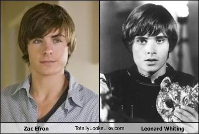 haha..... they really do look alike!!!