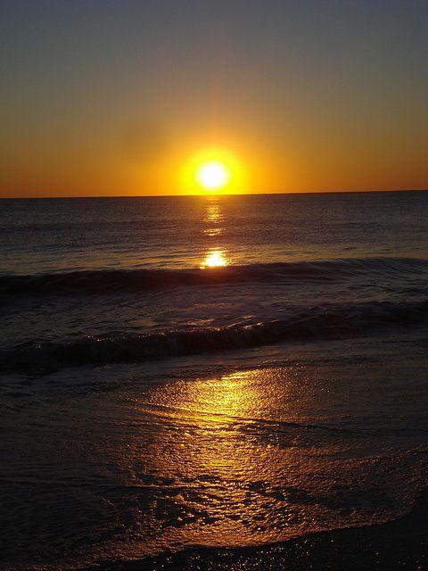 Ocean sunrise, OBX | Flickr - Photo Sharing! #dreamweekender