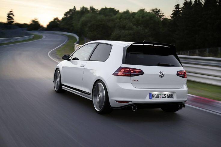 Volkswagen Golf GTI Clubsport feiert das 40-jährige Bestehen des GTI – Gabrielle Lamonde