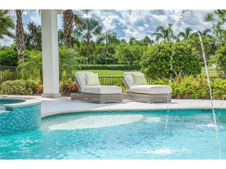 5876 Sunnyslope Dr, Naples, FL 34119 | Living The Dream   This Is What