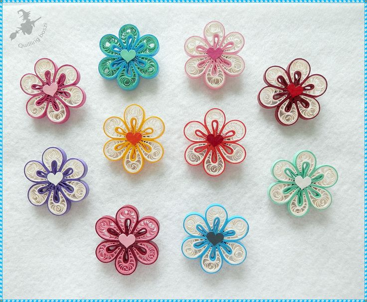 17 best images about quilling on pinterest quilling for Big quilling designs