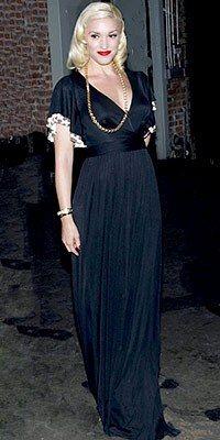 Gwen Stefani. In LAMB, obviously.