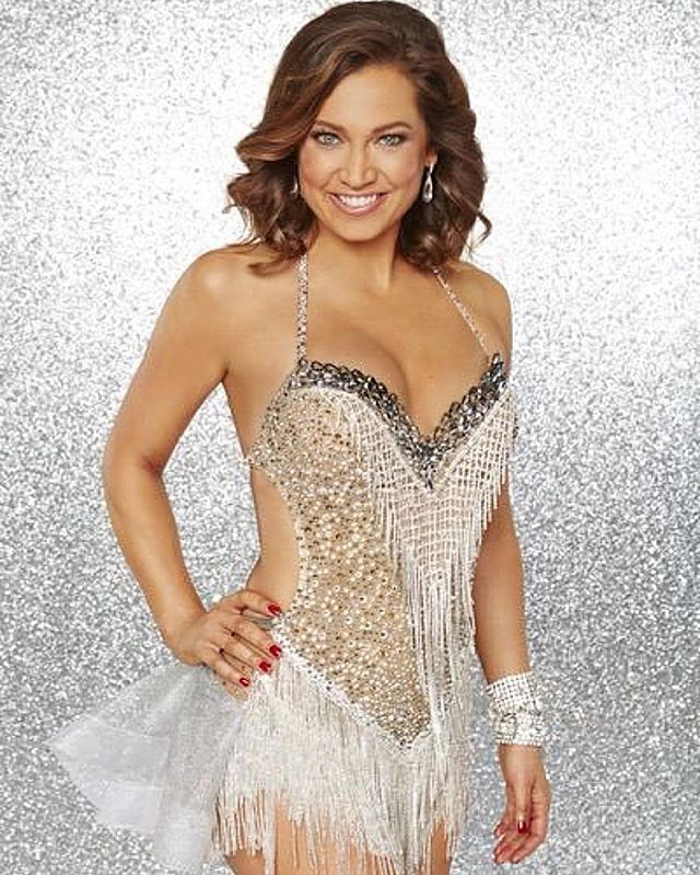 GMA Weather Reporter Ginger Zee #DWTS #DWTS22 #GingerZee