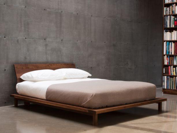 les nouveaut s d co de janvier 2014 le lit plateforme. Black Bedroom Furniture Sets. Home Design Ideas