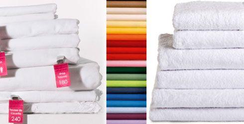Comment ranger draps, serviettes et nappes