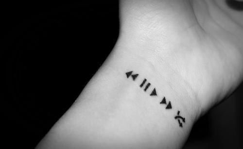 I want this tattoo because it has meaning to it If I'm getting a tattoo, it's had to have meaning to it