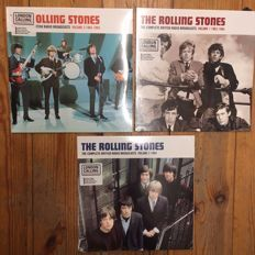 The Rolling Stones - The Complete British Broadcasts || 3x Limited Editions || 180g Coloured Vinyl