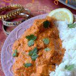 Poulet indien chicken butter