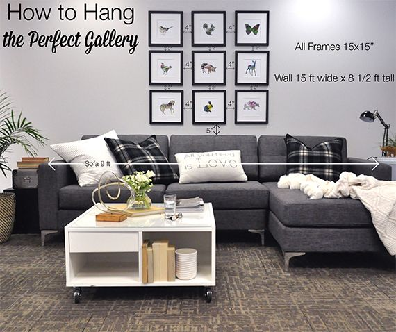Tips On Hanging Pictures