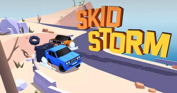 SkidStorm v1.0.74 Mod Apk Terbaru (Unlimited Money)