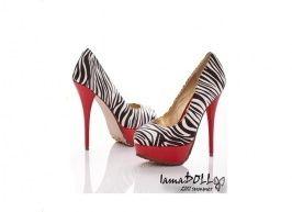 http://stylefas.blogspot.com - zebra print shoes