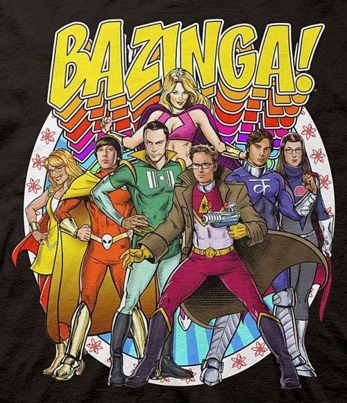 Japanese Ghost presents... Bazinga!