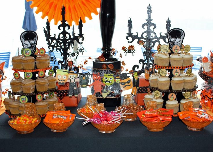 Image detail for -Le Fleur Couture: Halloween Themed Baby Shower - 113 Best Halloween Baby Shower Ideas Images On Pinterest