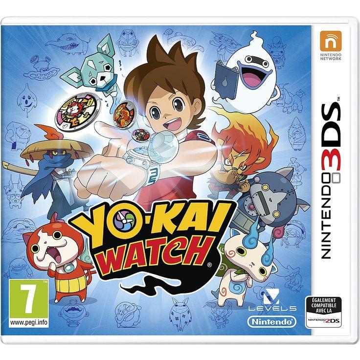 Les Yo-Kai ne sont pas des fantômes, ni des monstres, ni des créatures. Invisibles aux yeux des humains, ils sont partout. Qu'ils naissent depuis l'âme d'un humain décédé, ou qu'ils soient un objet qui, soudainement, décide de prendre vie, les Yo-Kai ont une personnalité propre, très proche de celle des humains !<br><br>Yo-Kai Watch est une franchise qui nous vient du Japon. Cette franchise contient des centaines de Yo-kai, tantôt mignons, tantôt effrayants, mais p...