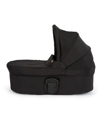 Goth Aholic Stylish Dark Baby Binet Carrying Cots For Pas