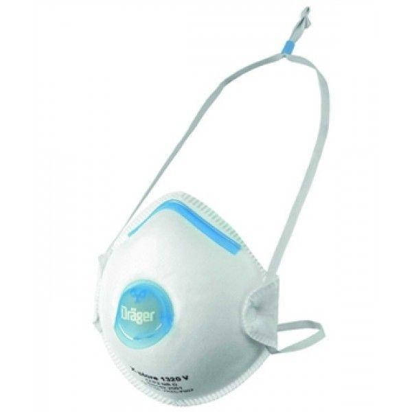 Drager - X-Plore 1320 V FFP2 D (Ventilli) Katlanabilir Model Toz Maskesi  • Endüstride, farklı proseslerde çalışanlar arasında yapılan araştırmalar ile geliştirilen Dräger X‐plore® 1300 serisi kalıplı model toz maskeleri, CoolSAFE™ filtre materyali ile üretilmektedir.