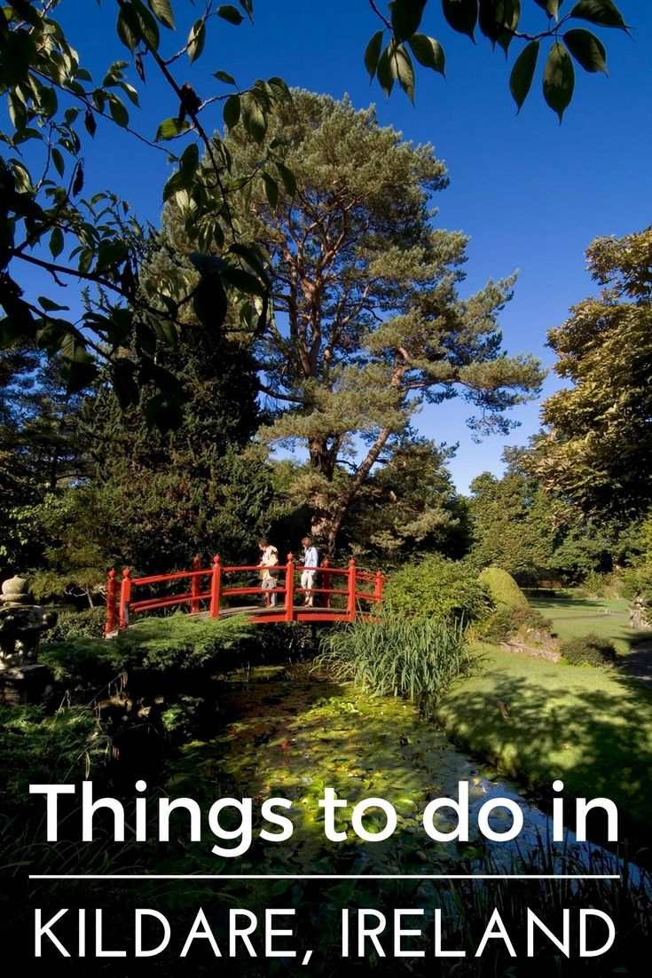 Around the World with GirlCrew in 40 Days: Things to Do in Kildare, Ireland. #KeenOnKildare