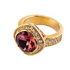 Кольцо «Золото королевы Виктории» (размер 17)