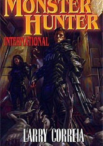 Okładka książki Monster Hunter International