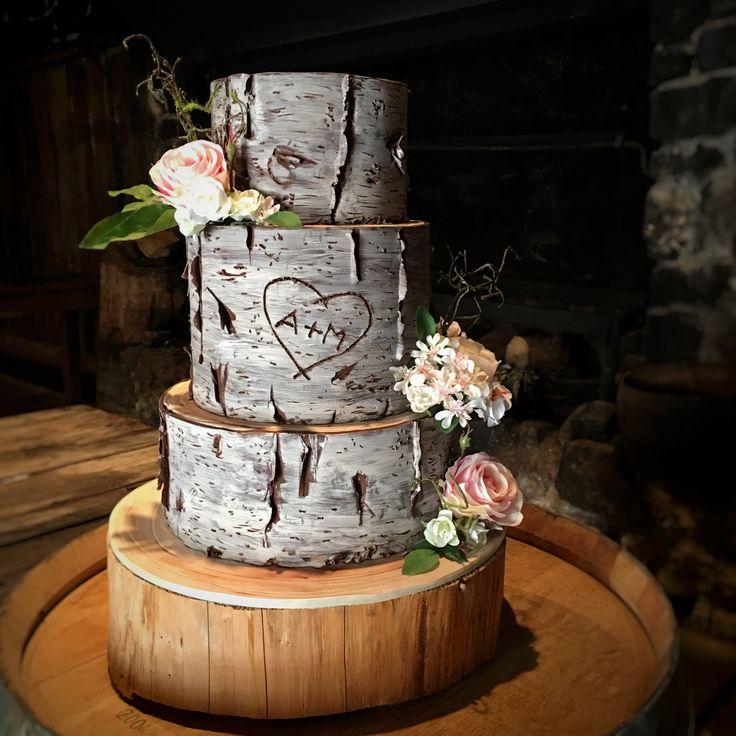 Fondant Cakes – Blackbird Cakes