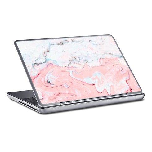 Marble Love Laptop Skin
