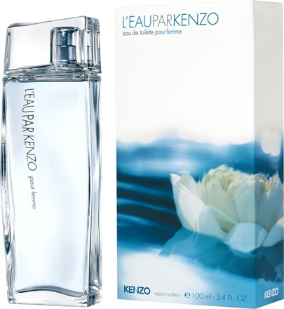 L'Eau par Kenzo, Kenzo Is my very first perfume.  The nostalgia…