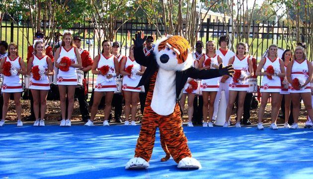 Luie the Tiger, University of West Alabama