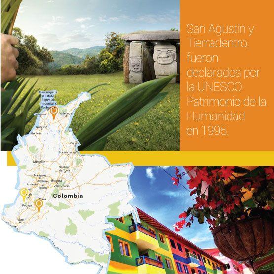 Muchos soñamos con visitar las ruinas de alguna ciudad histórica, nos maravillamos cuando leemos sobre Pompeya, Atenas y Machu Pichu, y anotamos sus nombres en la lista de sitios para visitar antes de morir. http://www.inkomoda.com/un-recorrido-por-los-parques-arqueologicos-de-colombia/