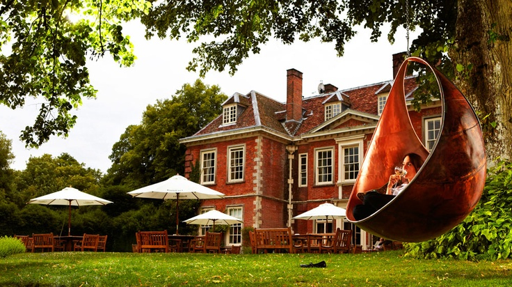 Lainston House Hotel - Winchester, United Kingdom