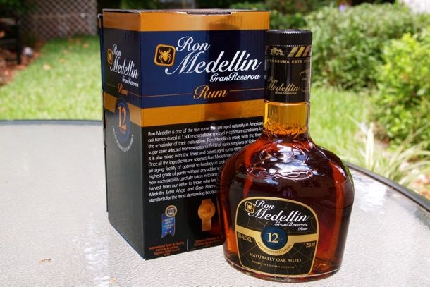 Friday Happy Hour: Ron Medellín 12 Year-Old Grand Reserva