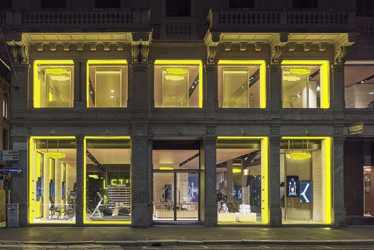 Technogym, Milano