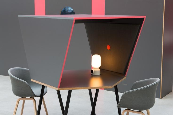 DR Mødehaven – Willerup & Heinsvig arkitekter