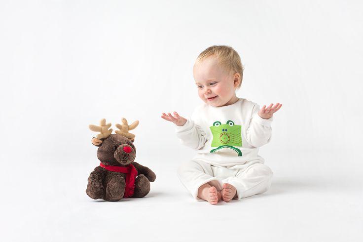 Frog!  #kidsfashion #organic #babyclothes #buysocial