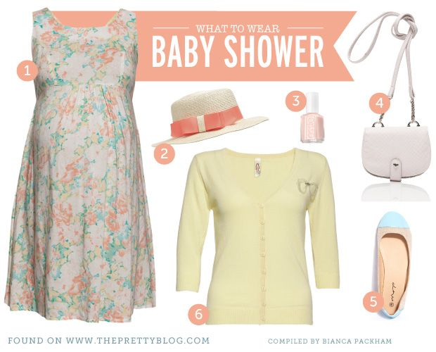 what to wear for a baby shower cute and comfy babyshower