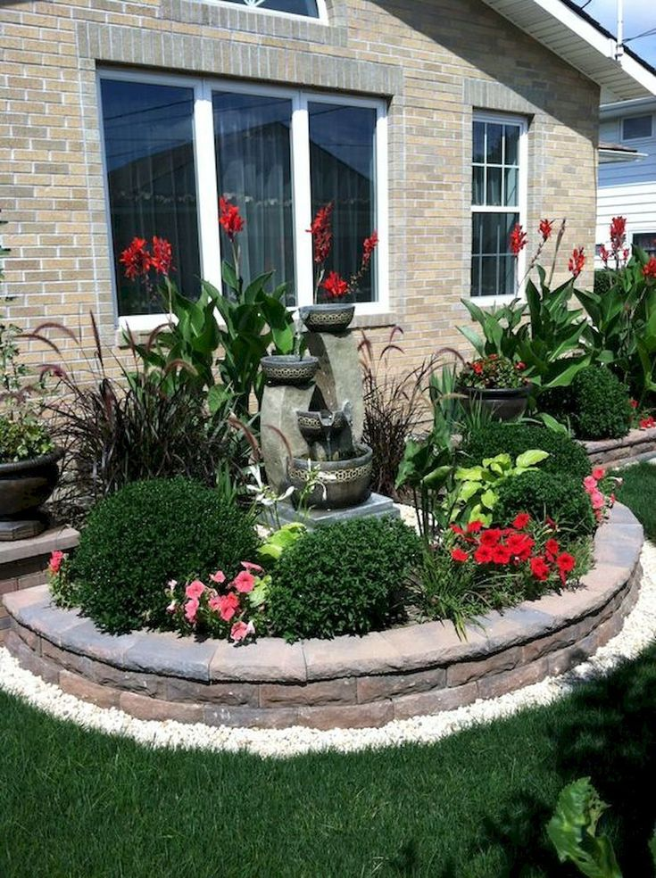 34 Stunning Spring Garden Ideas for Front Yard and Backyard Landscaping – HomeIdeas.co