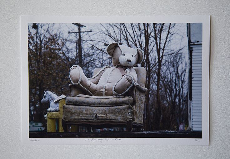 The Heidelberg Project - Listen by Pusha on Etsy
