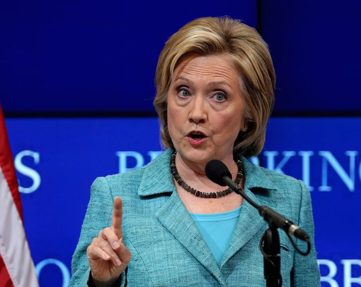 Hillary Clinton's Foreign Policy Isn't 'Muscular'—It's Bellicose -When the press mistakes being hawkish for being tough, it lets interventionist candidates off the hook.
