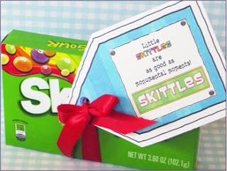 """Missionary Candy Sayings """"Skittles"""" 