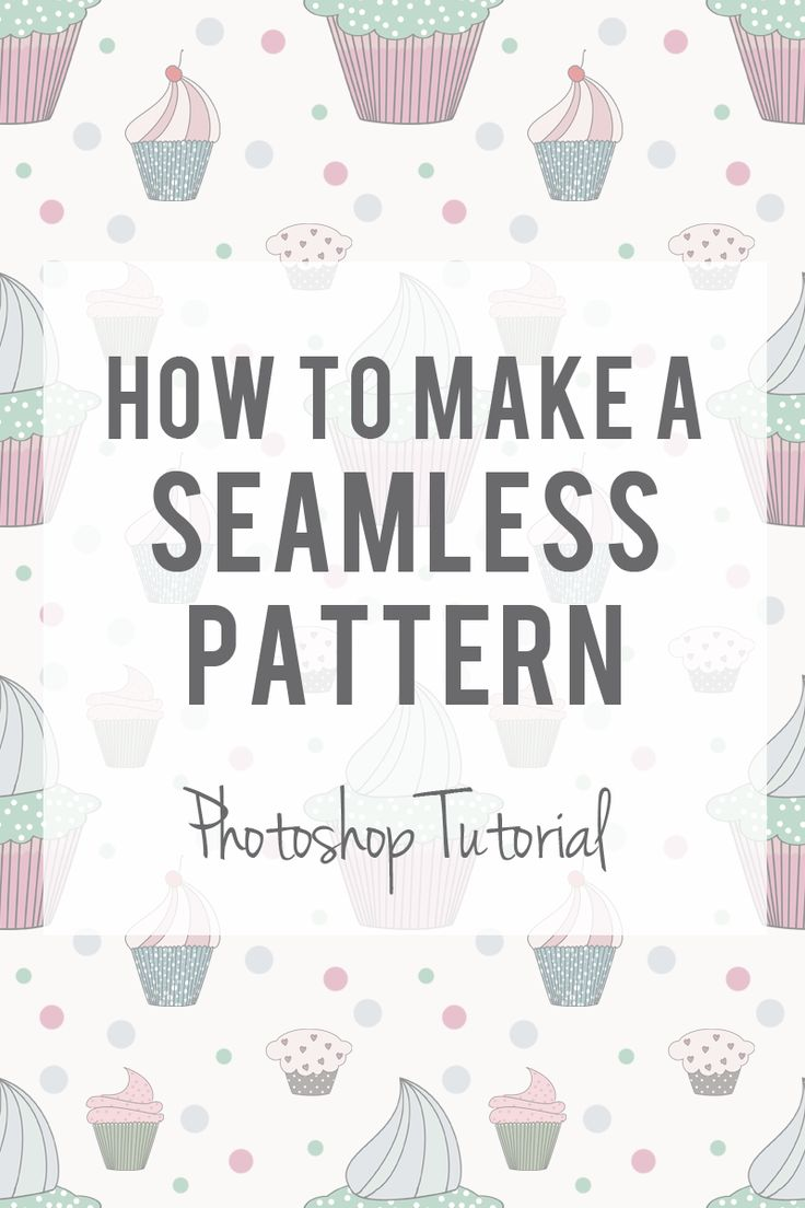 Easy way to make a seamless pattern (tile or repeat pattern) in Adobe Photoshop.