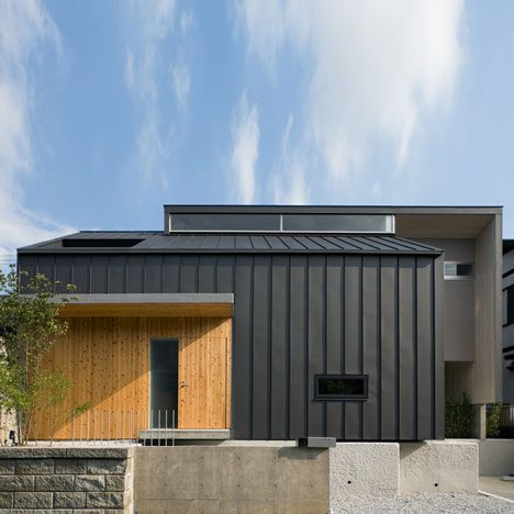 House in Kobe by Keiichi Sugiyama