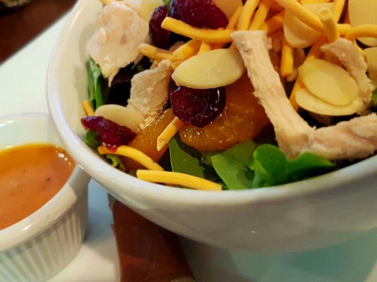 Yummmmm fresh salad
