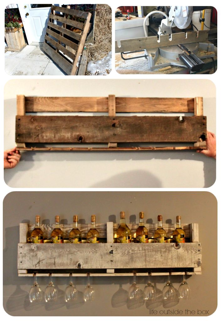 12 Amazing Diy Rustic Home Decor Ideas Pallet Furniture: pallet ideas
