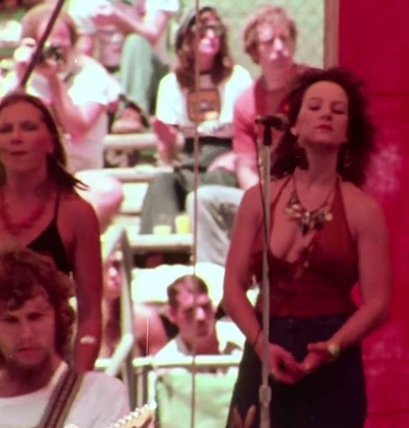 Cassie Steve Jojo 7 2 1977 Oakland Coliseum Lynyrd
