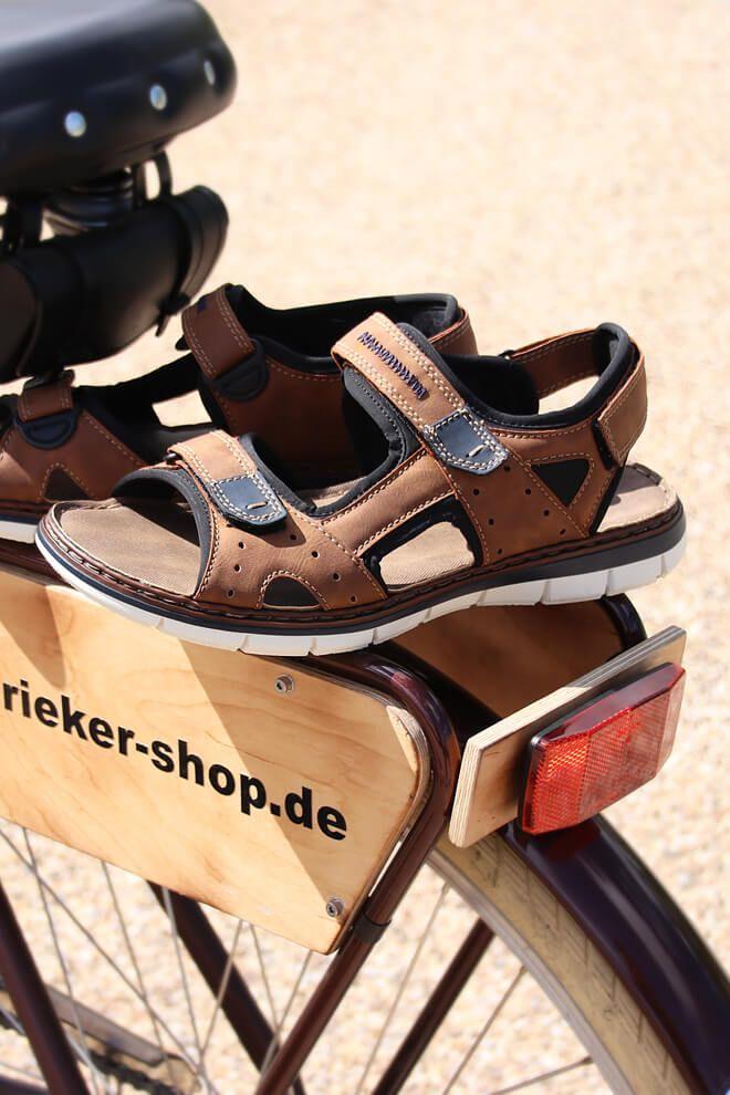 Rieker 25159 Herren Trekking Sandalen,Outdoor Sandale,Sport