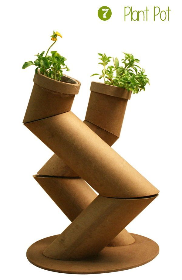 10 Ideas for a Cardboard Tube                                                                                                                                                                                 More